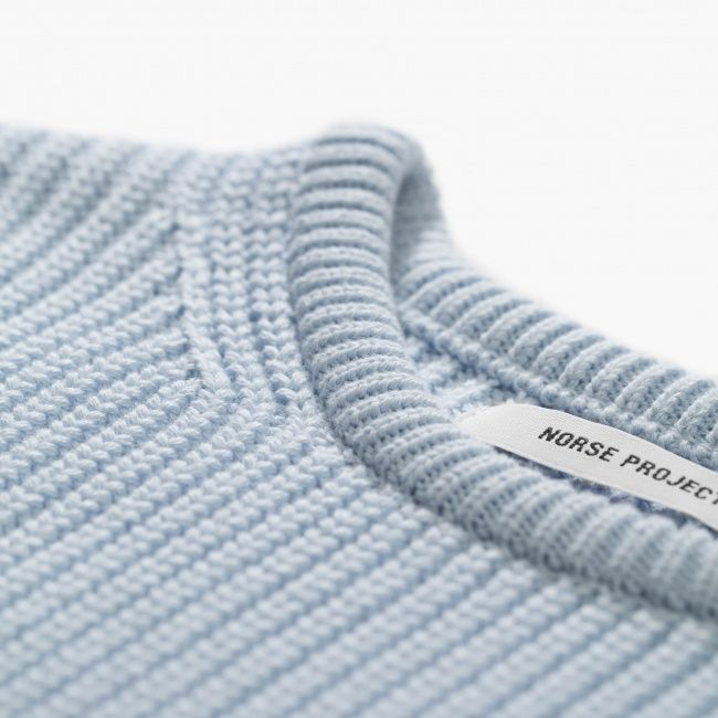 Norse Projects Helle Cotton knit - Norse Projects