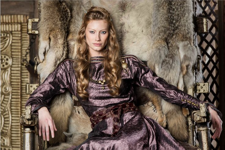 What The Cast Of Vikings Looks Like In Real Life