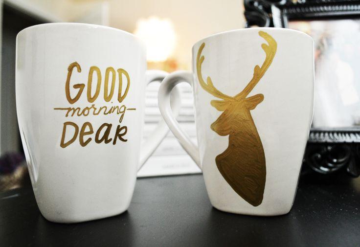Beautiful Sharpie Coffee Mug Diy R Intended Decorating Ideas