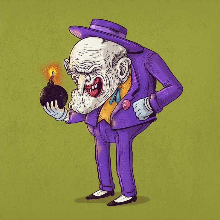 Old Joker Famous Oldies - Alex Solis