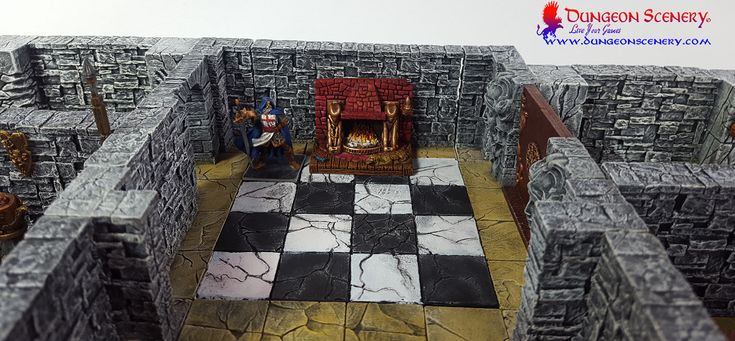 Dungeon Scenery is modular terrain for board games, wargamers, RPG´s, collectors, dioramas, miniature hobby, Fantasy diorama, RPG terrain, Game markers, Game objectives, arifacts etc. Game like Dungeons and Dragons, Pathfinder, Frostgrave, Zombicide, Descent, Dungeon Saga, Warhammer, Age of Sigmar, Fantasy games and more.