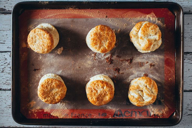 The flakiest, softest biscuits you will ever eat. Blue ribbon awarded (by me).