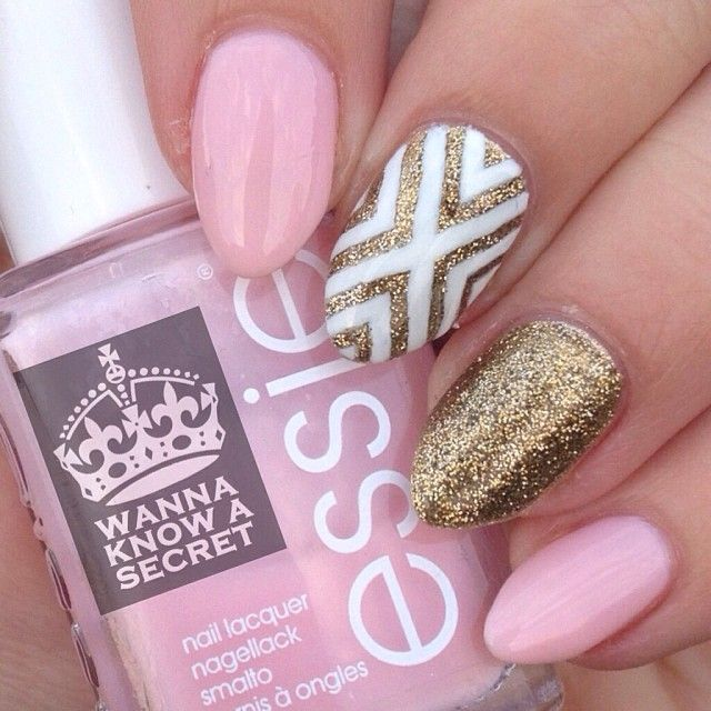 Instagram photo by wannaknowasecret #nail #nails #nailart