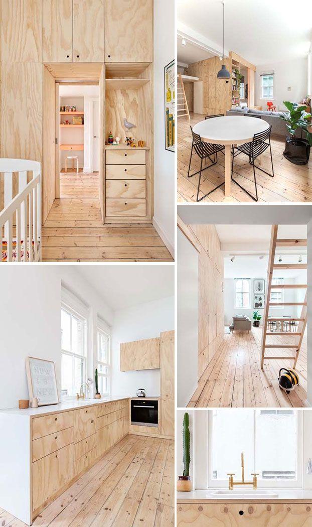 Meer dan 1000 idee n over klein appartement wonen op pinterest kleine appartementen - Layout klein appartement ...