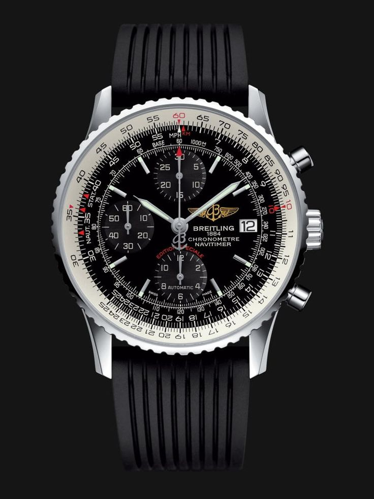 Breitling Navitimer Heritage | TheWatchIndex.com