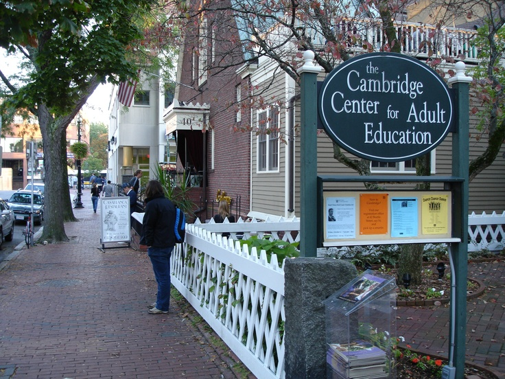 The Cambridge Center For Adult Education 89