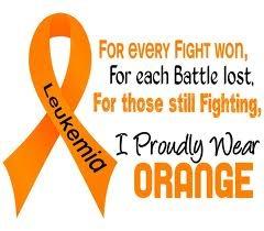 Leukemia...Never surrender!