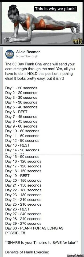 Planking is such a satisfying workout... I want to try this^^^