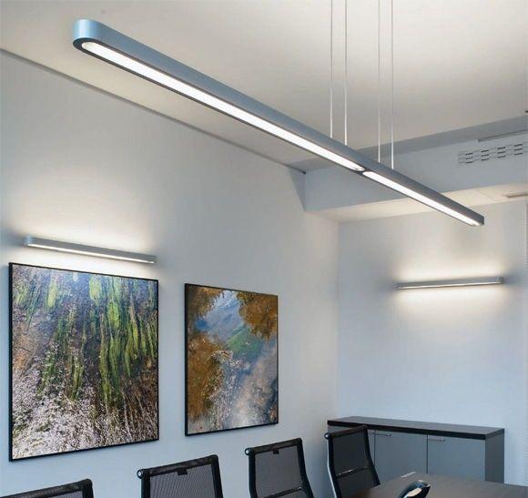 Как сделать светильники на подвесной потолок