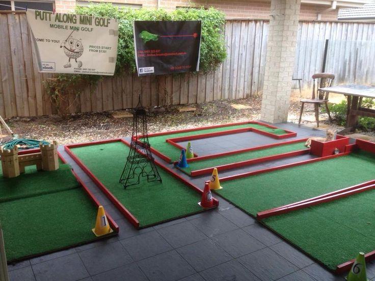Smaller size 6 hole set-up