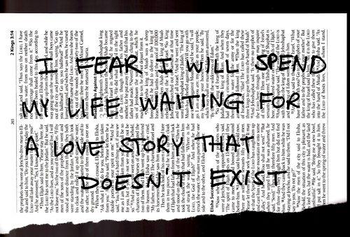 My greatest fear