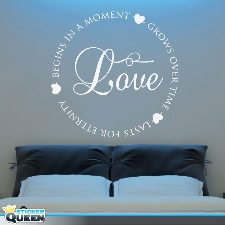 Love begins...