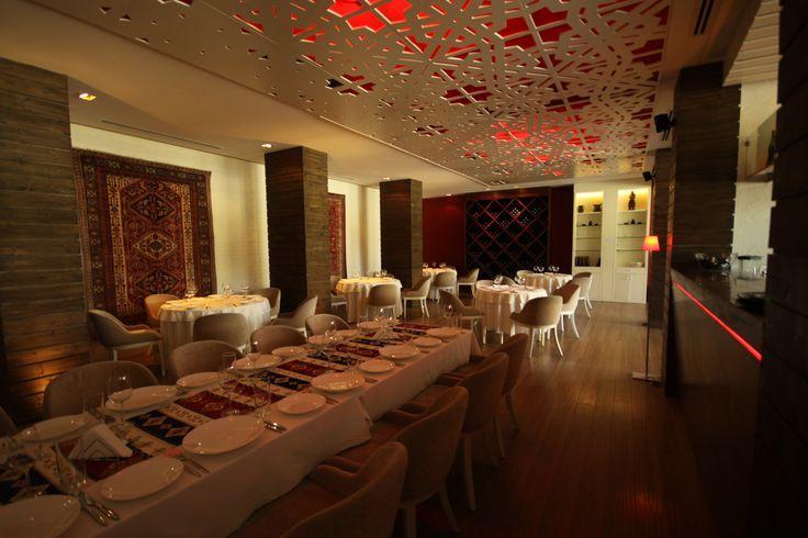Sumakh Restaurant -Bakü
