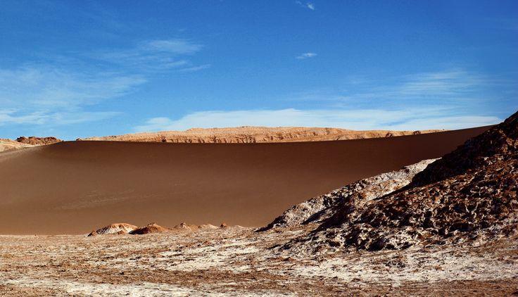 Vallée de la Lune - Atacama / Chili