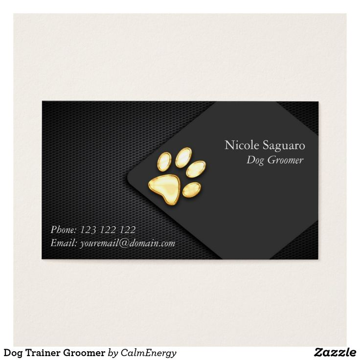 41 best pet business cards images on Pinterest | Business cards ...