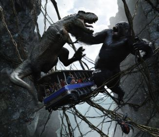 The resuscitation of King Kong at Universal Studios has been a long time in vision. After a massive fire wiped out much of the backlot, the embodiment has always been about bringing back the fearso…