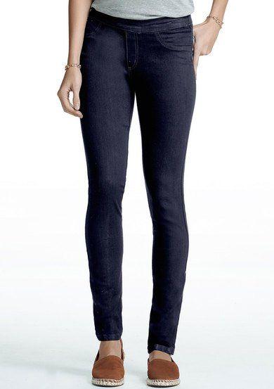 Calça Legging Feminina Hering Em Jeans   Moda Feminina   Pinterest   Calça  legging feminina, Legging feminina e Calça 3909f64632