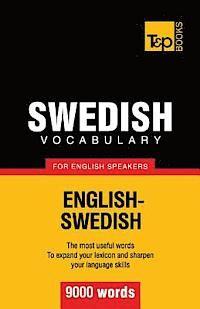 Swedish Vocabulary for English Speakers - 9000 Words
