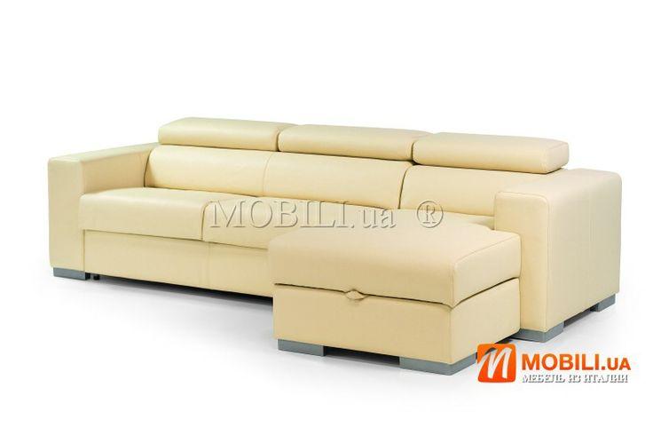 APOLLO угловой диван раскладывающийся вперед, ортопедический MOBILI DIVANI