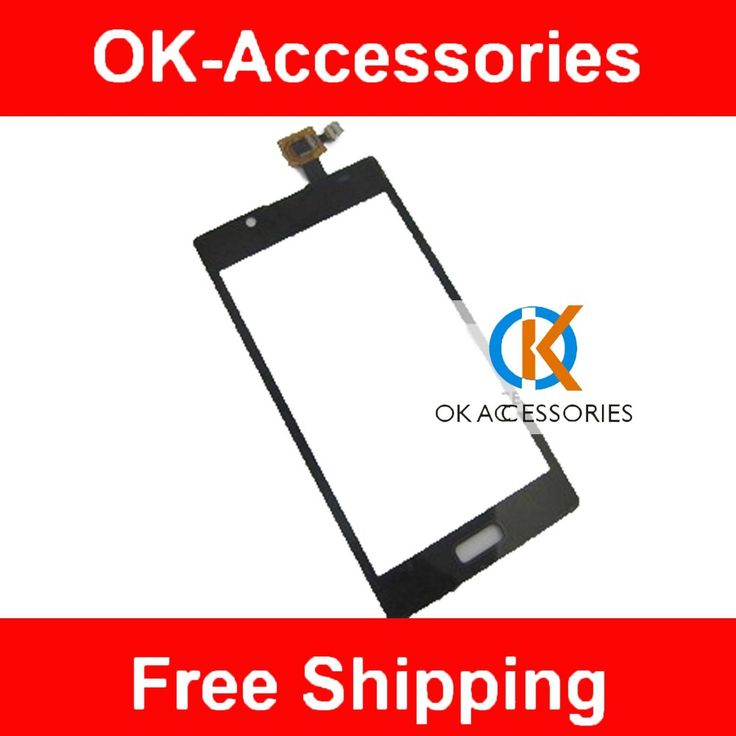 High Quality Black or White For LG P705 L7 P700 Touch Screen Digitizer 1PC/Lot