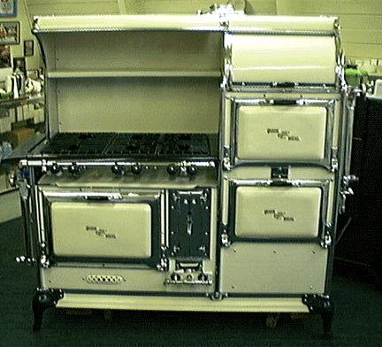 quick meal vintage 1920 39 s era antique gas stove old stoves retro kitchen appliances vintage. Black Bedroom Furniture Sets. Home Design Ideas