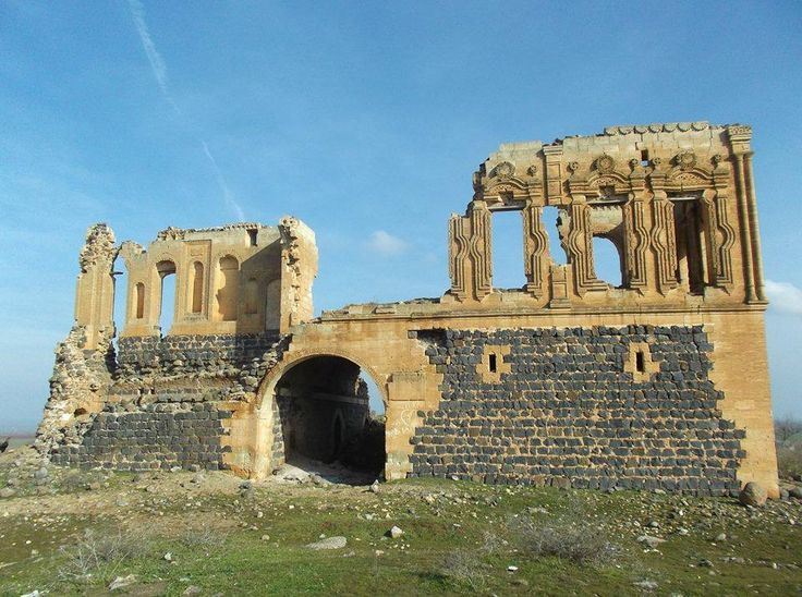ARDAHAN- Qadzhatc Amrotc in Armenian Castle of Braves Now in turkey Saytan (Satan) Castle