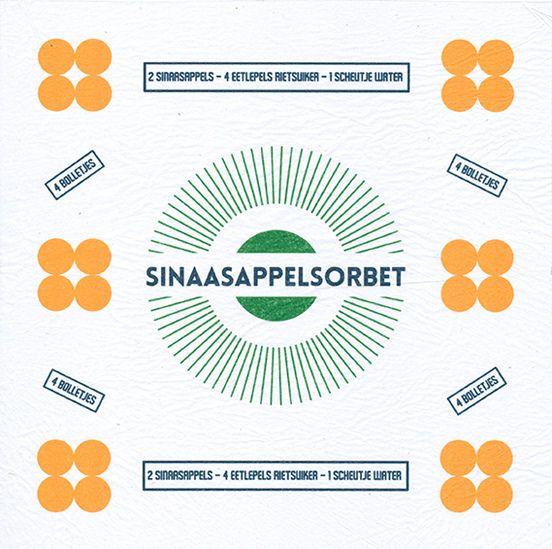 Sinaasappelsorbet / Krachtvoer festival
