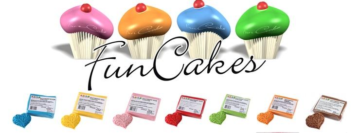 Fondant funcakes