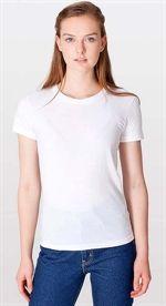 American Apparel T-shirt - Damemodel