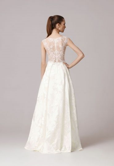 Wedding dress by Anna Kara bridal collection 2016
