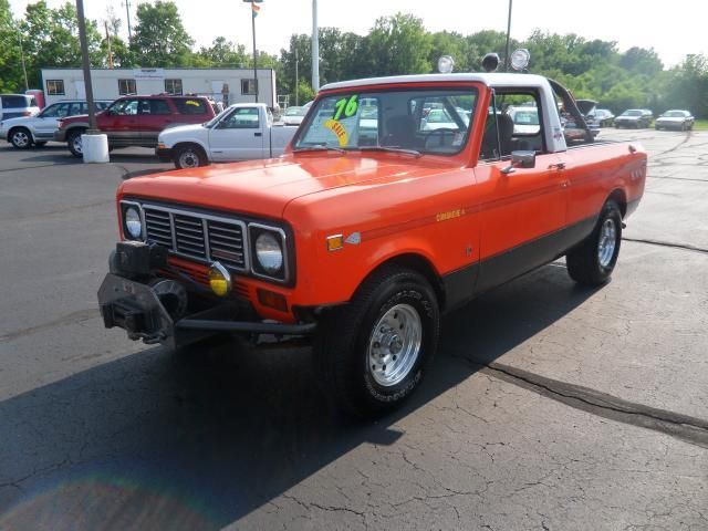 1976 International Harvester : Scout Truck in International Harvester | eBay Motors