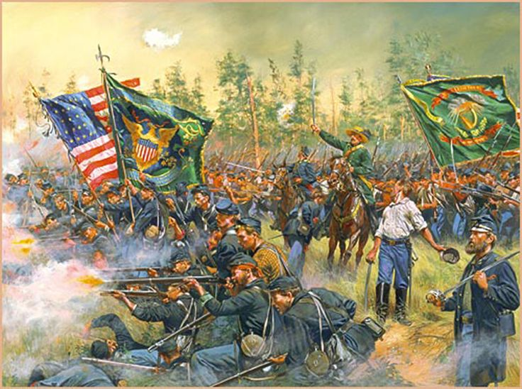 the military strategy of colonel joshua lawrence at the battle of gettysburg Definition of the killer angels colonel joshua lawrence chamberlain who is confident of victory in the forthcoming battle they discuss military strategy.