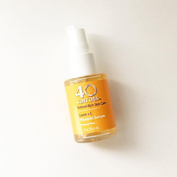 40 Carrots Carrot + C Vitamin Serum, $13.99 | 16 Anti-Aging Beauty Products You'll Wish You Knew About Sooner