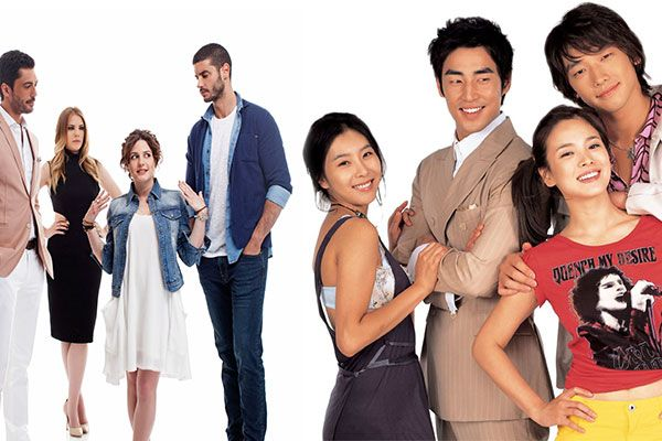 Show Tv'nin sevilen dizisi İlişki Durumu Karışık'ta yine bir Kore dizisi olan Full House'un uyarlaması.