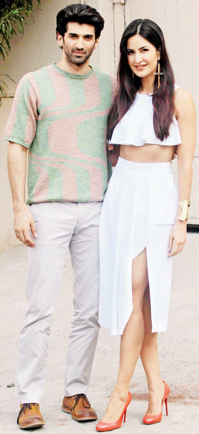 I loved this couple #fitoor #KatrinaKaif #AdityaRoyKapur