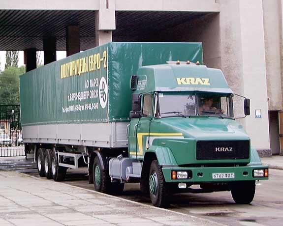 KRAZ of Ukraine
