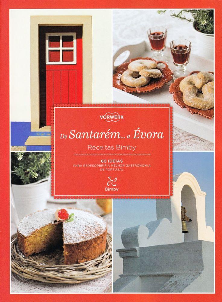 Livro Bimby de Santarém a Évora