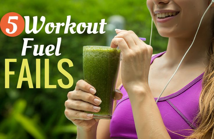 5 Diet Mistakes That Derail Your Workouts via @SparkPeople
