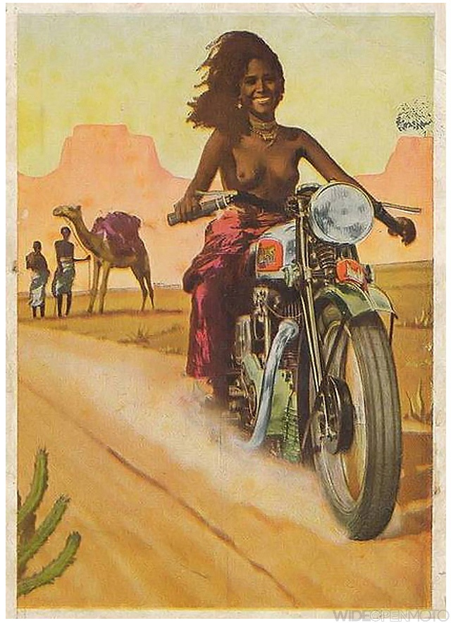 WideOpenMoto: Motorcycles Noticed, Adverti Cards, Italian Motorcycles, Vintage Motorcycles, 1937 Bianchi, Motorcycles Ads, Classic Motorcycles, Somali Biker, Motorcycles Europa