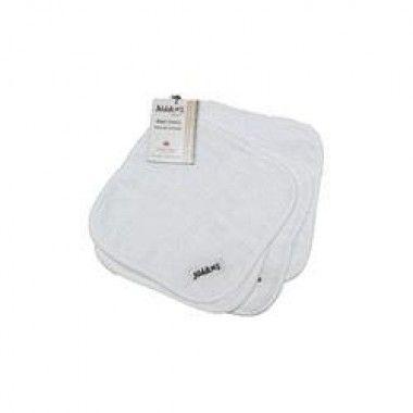 Juddlies Wash Cloths 4pk
