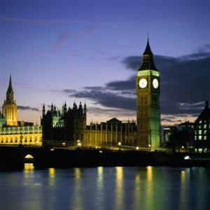 What is the longitude of London?