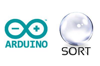 Ordenar un vector con Arduino y algoritmo Bubble Sort