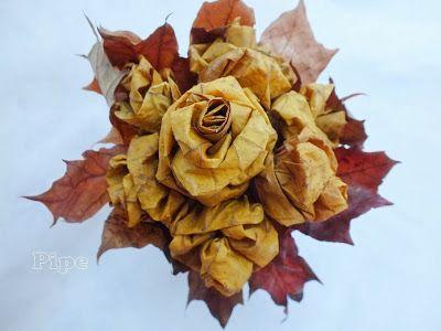 Craft Hobby: Őszi dekorációk