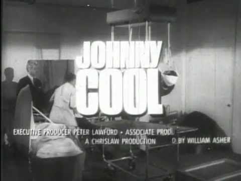"Sammy Davis Peter Lawford Elizabeth Montgomery Henry Silva ""Johnny Cool"" 1963 theatrical trailer"