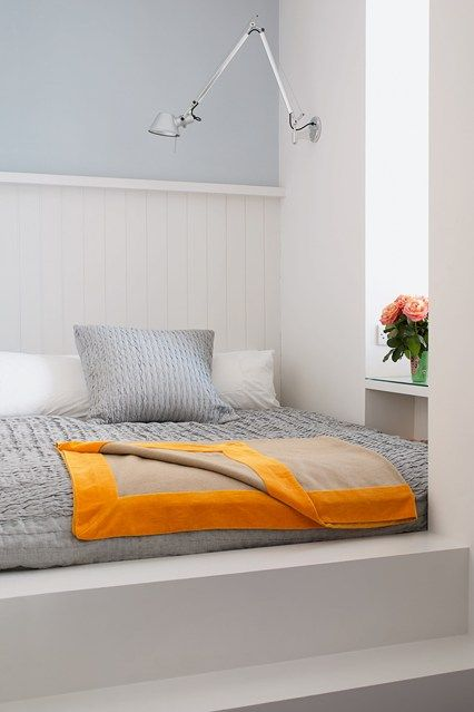 Space-Saving Bed - Bedroom Decorating Ideas – Design & Decor Ideas (houseandgarden.co.uk)