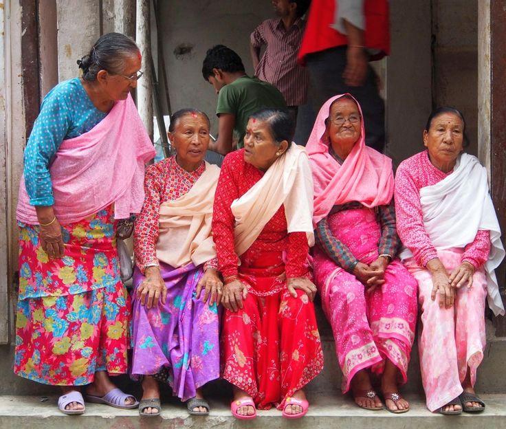 Așteptând-o pe Kumari. #Kumari #LivingGoddess #KumariDevi #Kathmandu #Nepal