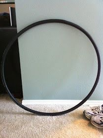 DIY Projects: DIY Weighted Hula Hoop