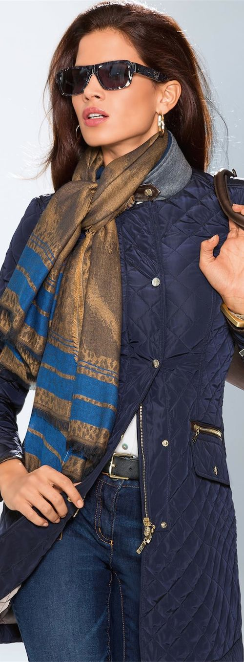 Madeleine Fall 2014 ● Madeleine Quilted Coat