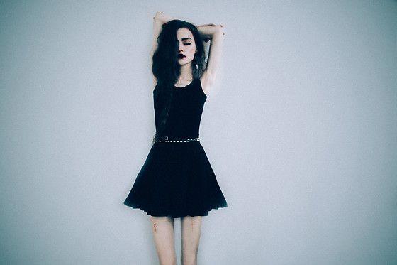 More looks by Violet Ell: http://lb.nu/user/79093-Violet-E  #gothic #grunge #vintage