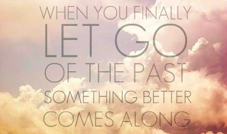 Just let go. Truth!